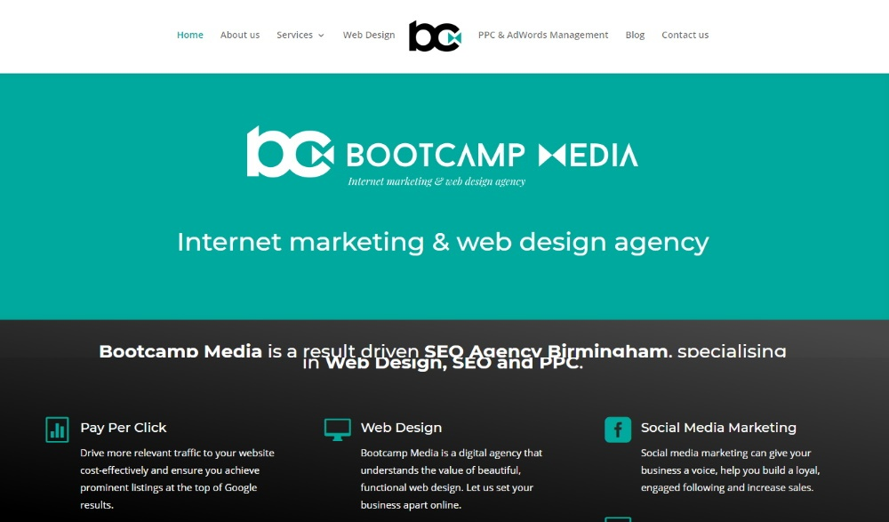 Bootcamp Media