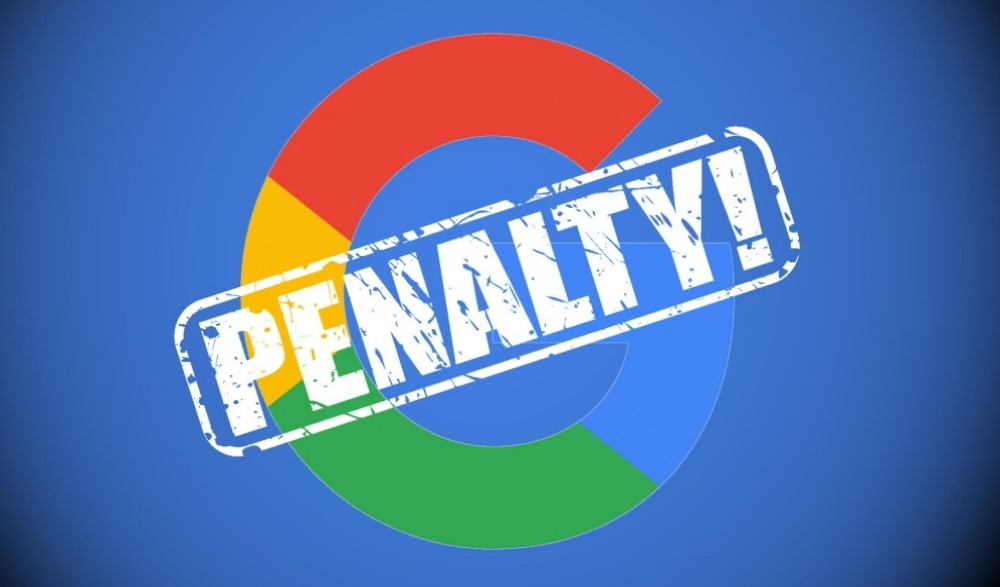 Google Penalty 1