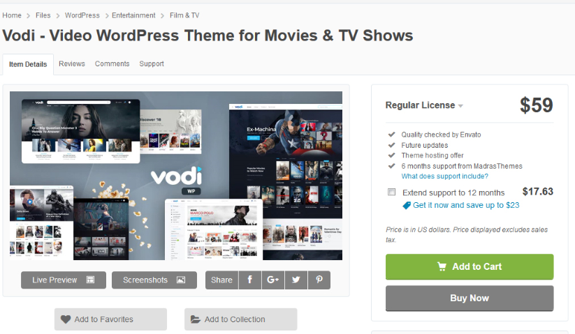 The Complete Guide on How To Create A Movie Website in 2019 3