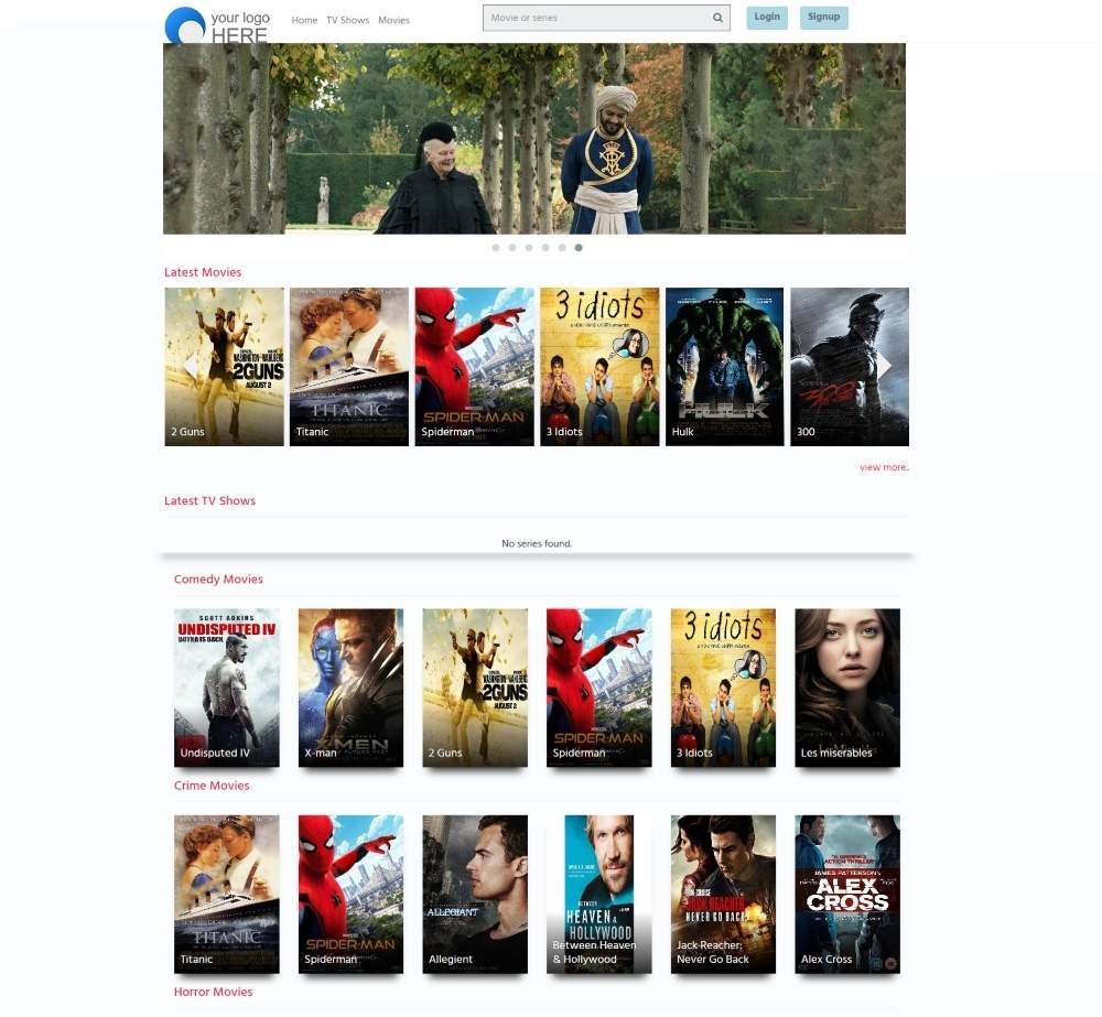 Open-Source-Video-Streaming-Script-