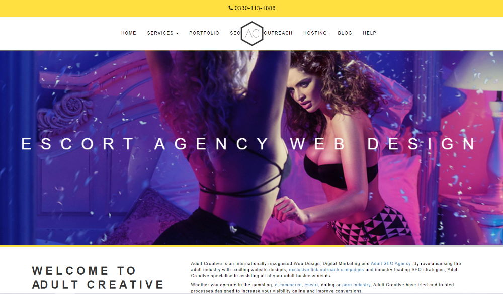 Adult Creative SEO Agency