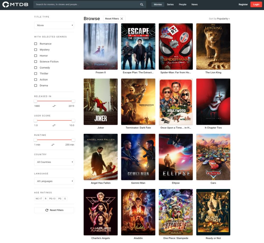 MovieStore