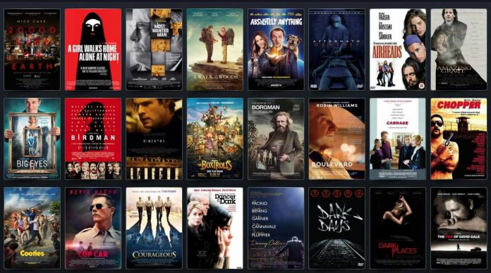 Best Free Bootstrap Movie Templates Featured
