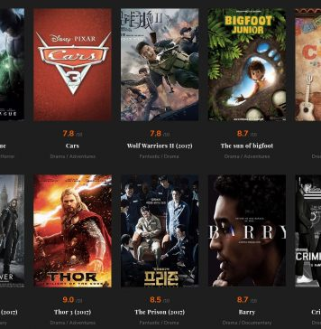 Best Movie Bootstrap Templates feat